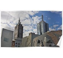 SBS Federation Square Poster