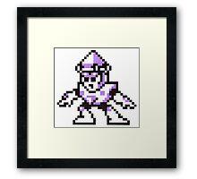 jewel man Framed Print