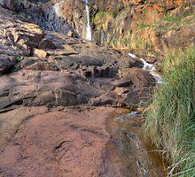 Lesmurdie Falls ( HDR) by Nigel Donald