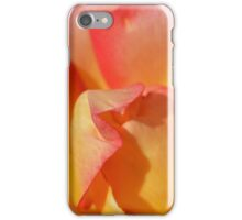 Pink Rose Close-Up iPhone Case/Skin