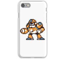concrete man iPhone Case/Skin