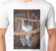Adorable Tabby Cat Unisex T-Shirt
