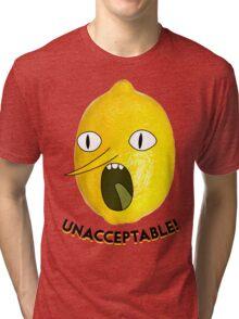 UNACCEPTABLE!!!! Tri-blend T-Shirt