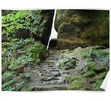 Stone Passage Poster