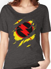 Secret Identity: Reverse Flash Women's Relaxed Fit T-Shirt