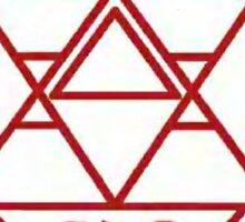 Roy Mustang Alchemy Fire Transmutation circle Sticker