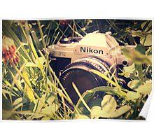Nikon FG Poster
