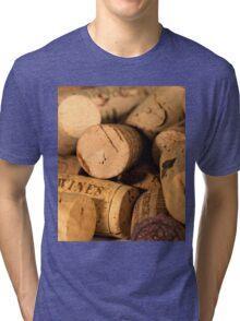 Cork jumble Tri-blend T-Shirt