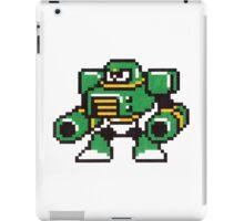commando man iPad Case/Skin