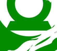 Secret Identity: Green Lantern Sticker