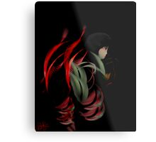 Ribbon Dancer Metal Print