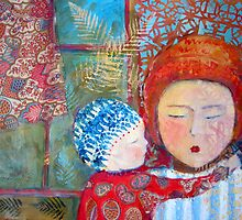 Mother and child by Mary Taylor