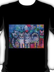 Pussicats T-Shirt
