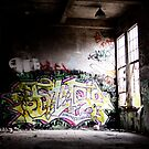The room - Fremantle Power Station by Boxx