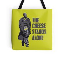 Omar Little - The Cheese Stands Alone Tote Bag