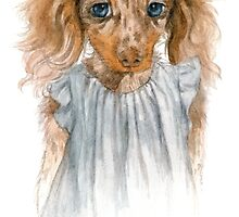 Puppy by Leslie Evans