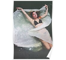Water Bed Poster
