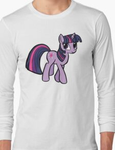 twilight sparkle Long Sleeve T-Shirt