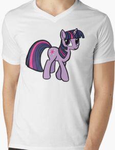 twilight sparkle Mens V-Neck T-Shirt