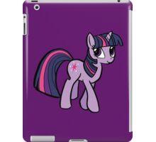 twilight sparkle iPad Case/Skin