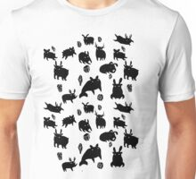 Weebeasts (black) T-Shirt