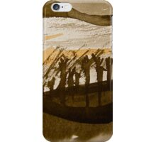 tall tree people....... homecoming iPhone Case/Skin