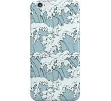 Japanese Waves Art iPhone Case/Skin
