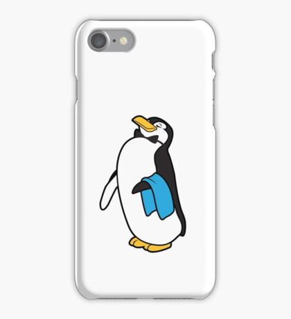 Ms. Poppins Penguin iPhone Case/Skin