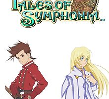 Lloyd and Colette - Tales of Symphonia by robkillsyou