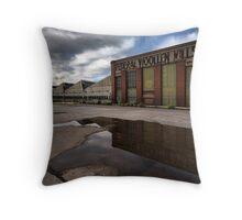 Federal Mill, Geelong Throw Pillow