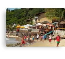 Praia Da Pipa Canvas Print