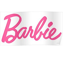 BARBIE GIRL Poster