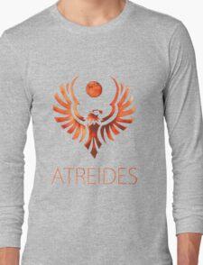 Atreides of Dune - Bronze Long Sleeve T-Shirt