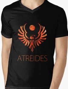 Atreides of Dune - Bronze Mens V-Neck T-Shirt