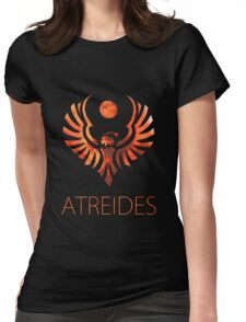 Atreides of Dune - Bronze Womens Fitted T-Shirt