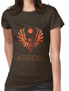 Atreides of Dune - Bronze Womens Fitted T-Shirt