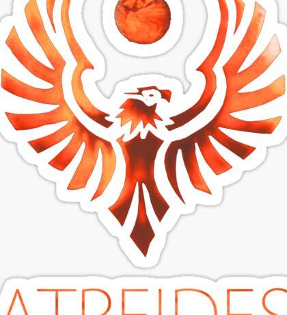 Atreides of Dune - Bronze Sticker