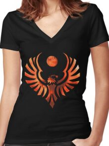 Atreides of Dune - No Title Women's Fitted V-Neck T-Shirt