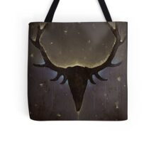 Sleeping Stag Tote Bag