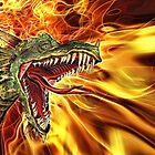 Flames of the Dragon by John Edwards