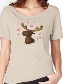 Lovestruck Moose Women's Relaxed Fit T-Shirt