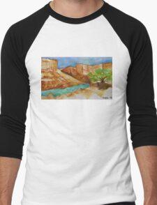 Soap Creek Men's Baseball ¾ T-Shirt