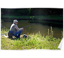 The Angler Poster