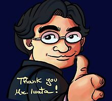 Thanks Iwata by DaRealBoss