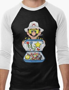 Koopa Country Men's Baseball ¾ T-Shirt