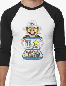 Koopa Country Men's Baseball ¾ T-Shirt