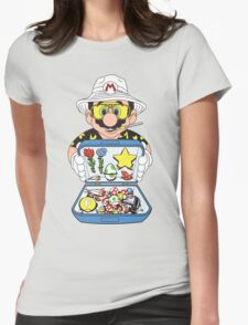 Koopa Country Womens Fitted T-Shirt