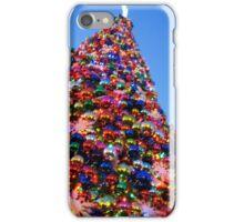 Xmas Bulbs iPhone Case/Skin