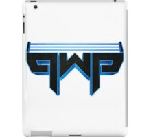 Pro Wrestling Ponderings iPad Case/Skin
