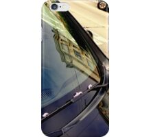 Trolley Lines Above And Across iPhone Case/Skin